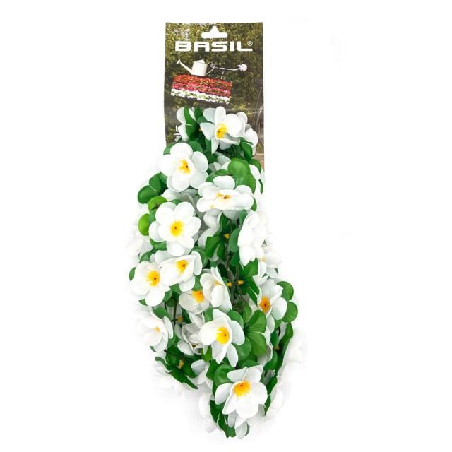 flores para la bici – blanco