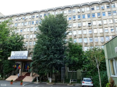 Ospedale Marie Curie Bucharest