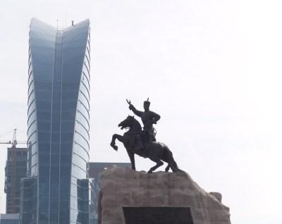 [ 4 Ottobre 2016 ] Ulaanbaatar (Mongolia). 5 pm.