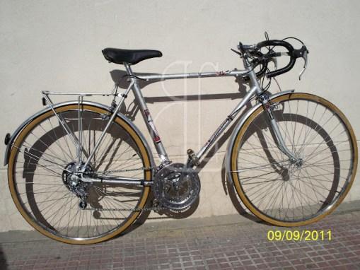 Universal clásica de cicloturismo 1 de 3