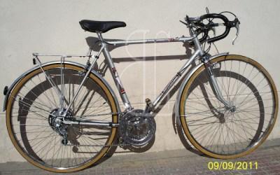 Universal clásica de cicloturismo (primera parte, antes de la restauración)