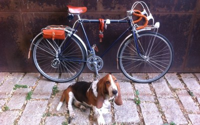 GAC, segunda parte, de bicicleta de varillas a bicicleta de cicloturismo.