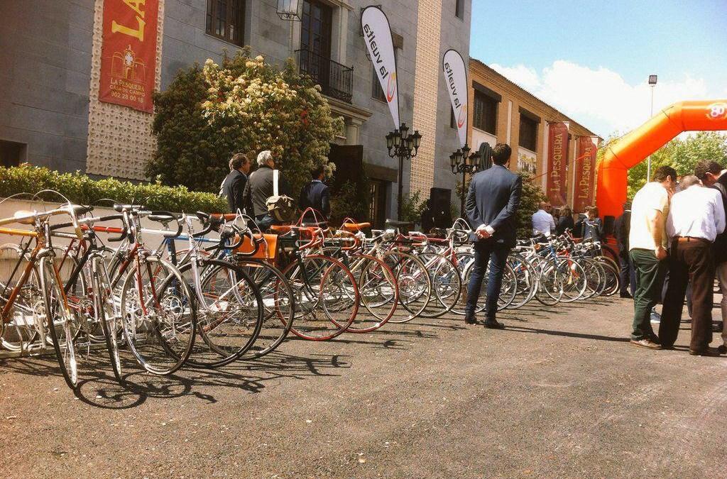 Alquiler de bicicletas clásicas y antiguas