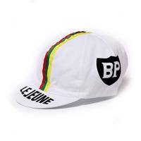 Gorra Ciclismo Vintage BP Le Jeune