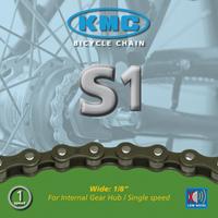 Cadena de bicicleta KMC S-1