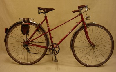 Bicicleta Talbot de paseo años ´70.