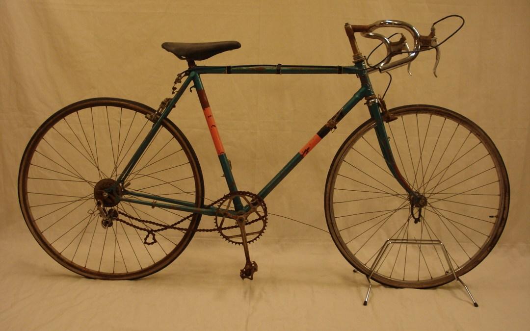 Orbea Flavia, de bicicleta antigua a urbana (1ª parte).