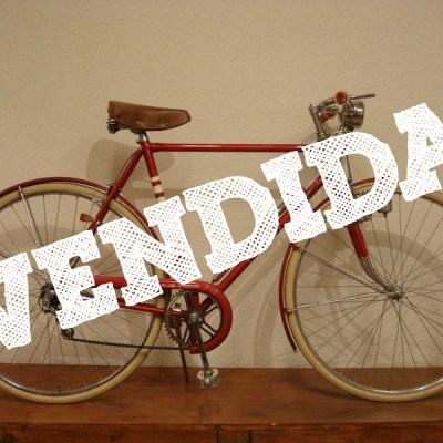 Bicicleta Willer tipo Condorino años 60 - VENDIDA
