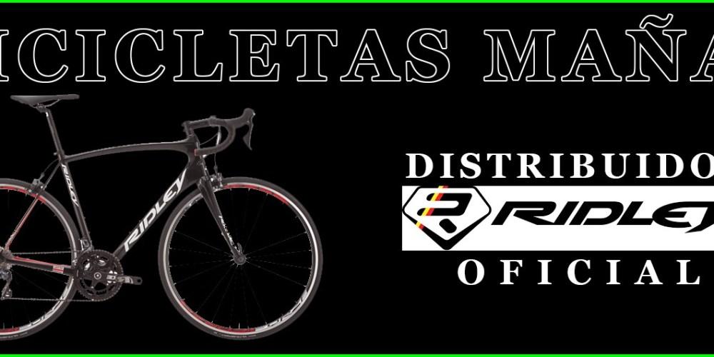 Bicicletas Ridley Leganes
