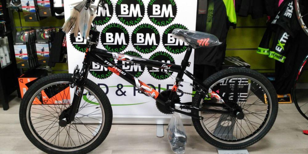 BICICLETA TORPADO XPLOSION BMX