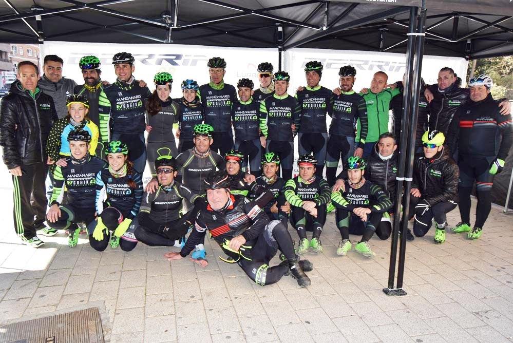 Presentación del Manzanares Berria Racing Team