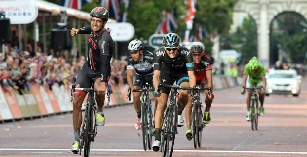 Adam Blythe castiga London Ride
