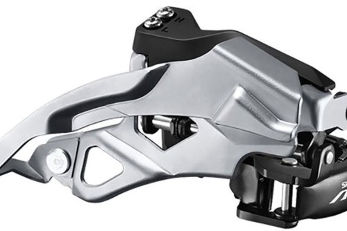 MENJAČ PREDNJI SHIMANO ACERA FD-M3000, TRIPLE, 9 BRZINA, TOP SWING, DUAL PULL, BAND TYPE 34.9M (INCL. ADAPTOR 31.8 & 28.6MM), CS ANGLE 66-69, FOR 40T, IND.PACK