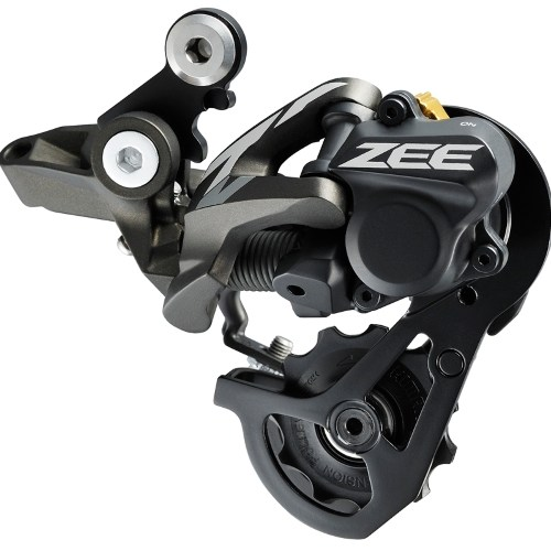 MENJAČ ZADNJI SHIMANO ZEE RD-M640-SS, 10 BRZINA, TOP NORMAL, SHADOW PLUS, DIRECT ATTACHMENT, FOR DH, 11-23/11-28T SETTING, IND.PACK