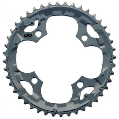 LANČANIK SHIMANO FC-M590  44T GRAY FOR CHAIN GUARD