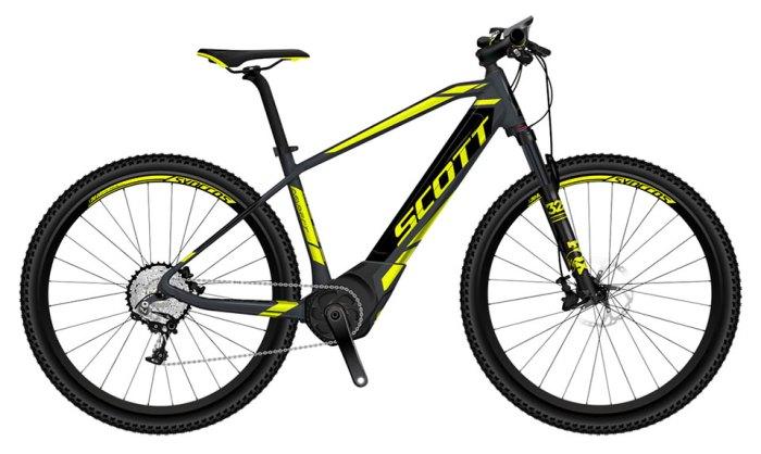 Mountain bike elettrica Scott E-Aspect (ebikemag)