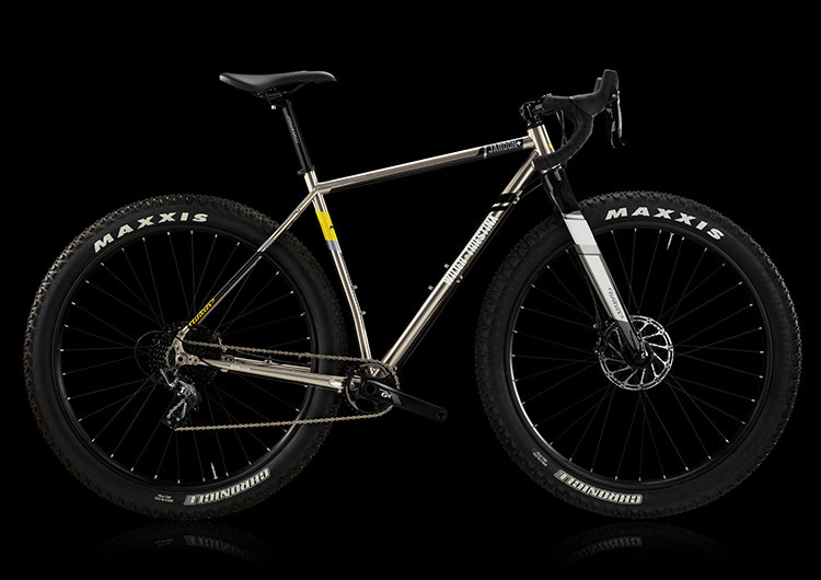 Gravel bike Wilier Jaroon Plus (wilier.com)