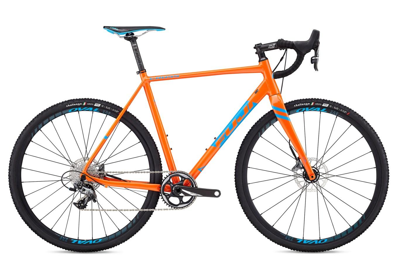 Bici da ciclocross Fuji in alluminio (fuji)