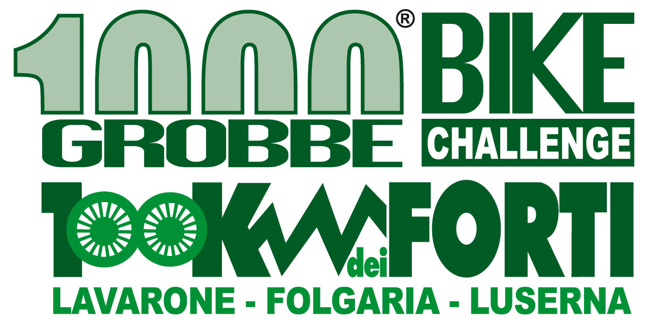 Logo 1000 Grobbe Bike Challenge - 100 km dei Forti (nellanotizia.net)