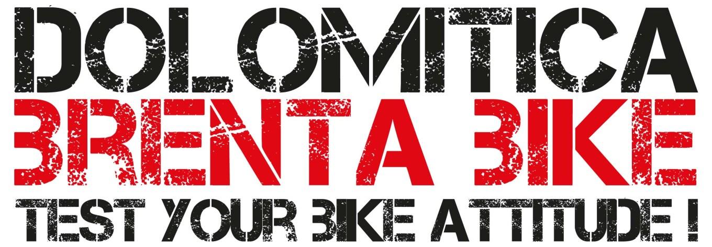 Logo della Dolomitica Brenta Bike 2018 (newspower.it)