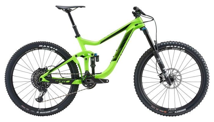 Foto di una mountain bike Giant (giant-bicycles.com)