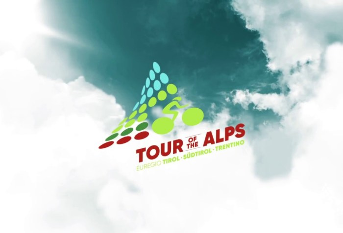 Logo del Tour of the Alps