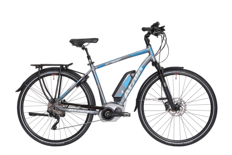 Atala B-Tour XLS, modello top di gamma tra le biciclette elettriche a pedalata assistita da trekking (atala.it)