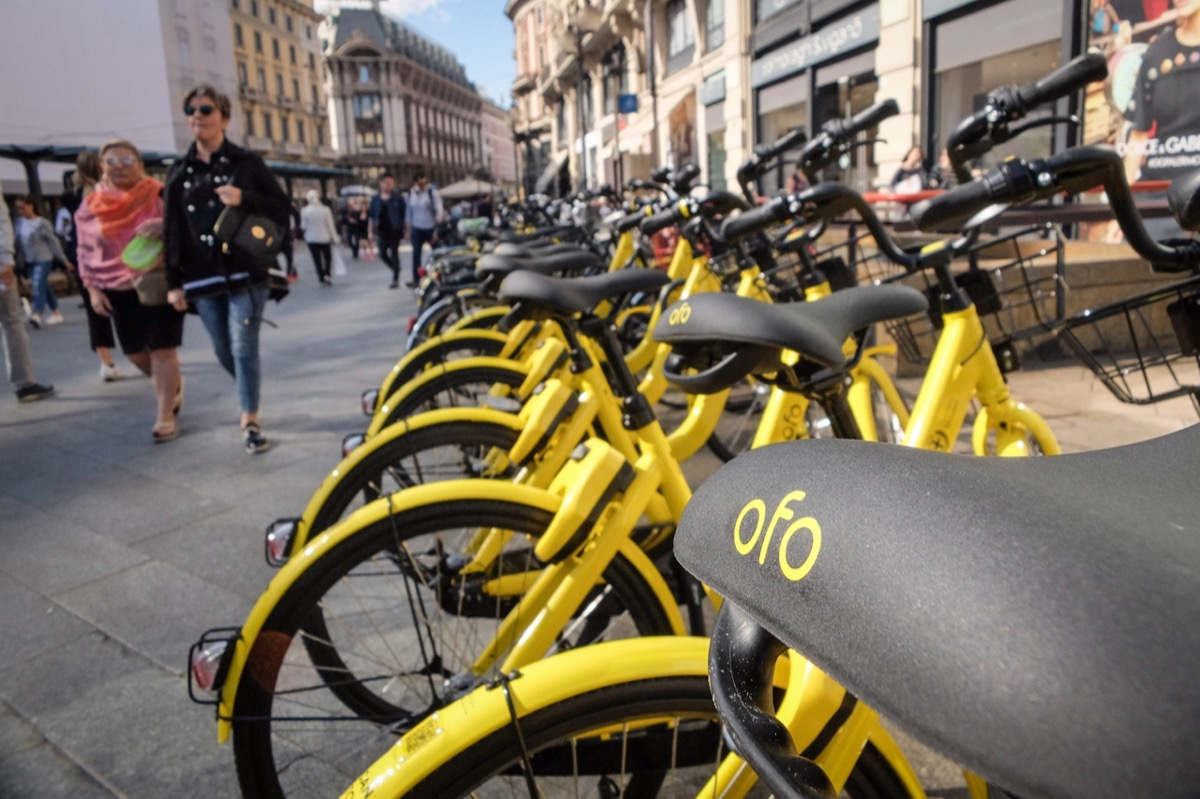 bike-sharing-ofo-milano
