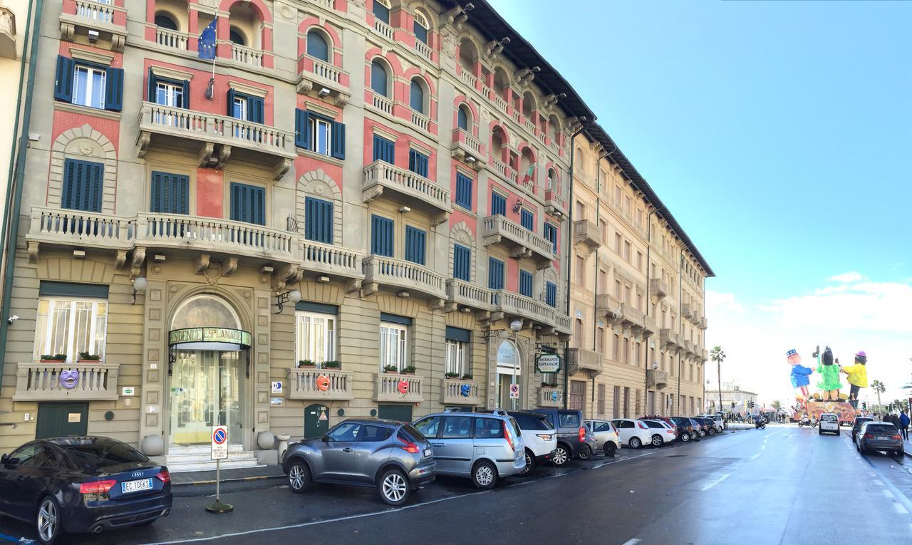 Hotel Residence Esplanade Viareggio, a due passi dal mare e da percorsi suggestivi (booking.com)