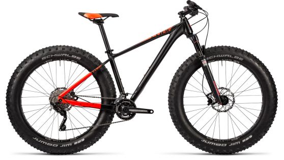 Nutrail fat bike