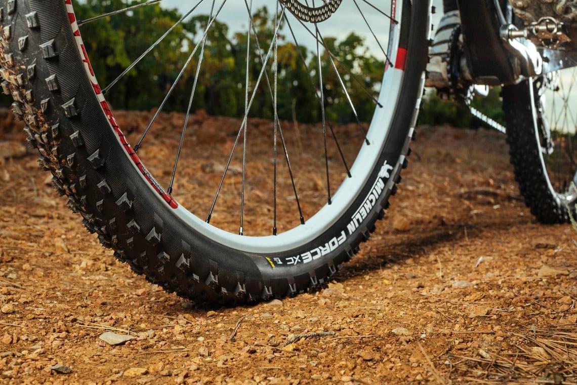 Pneumatico Michelin Force XC Competition Line (foto dal sito web bike.michelin.com)