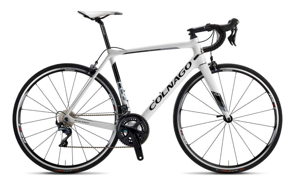 Fotografia della bici Colnago CLX (sito colnago.com)