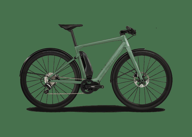 BMC Alpenchallenge AMP City Ltd, city bike elettrica con motore Shimano Steps E-8000, cambio Shimano Metrea, coperture Vittoria Revolution Tech da 35 mm, peso 16,7 kg (bmc-switzerland.com)
