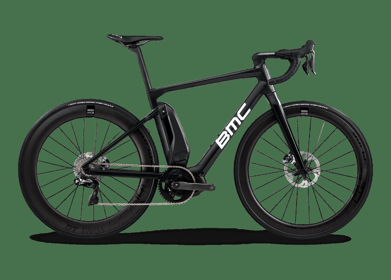 BMC Alpenchallenge AMP Road Ltd, bdc elettrica con motore Shimano Steps E-8000, cambio Shimano Ultegra Di2, telaio in carbonio, sella Fizik Antares R1 Large, pseeo 10 kg (bmc-switzerland.com)