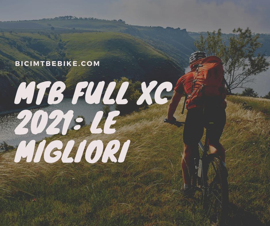 Mtb full XC 2021