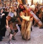Kristaus pasijoje ir prisikėlime