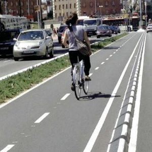 Bike Defender Modular segregador ciclovia cycle path delineator