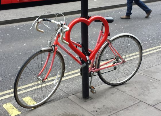 Lovehoop bike parking estacionamento bicicletas cyclehoop