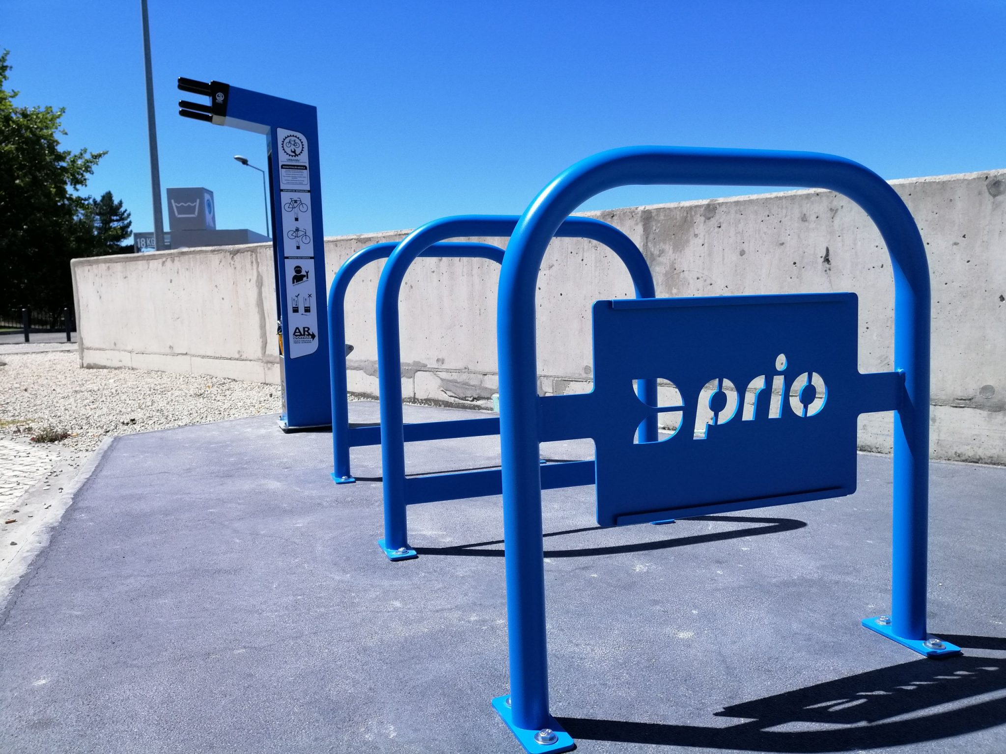 Óbidos is now Bike Friendly with Biciway and  Prio Energy
