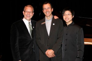 Sean w/Peter Ladner and Avan Yu