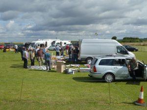 Bickley Model Flying Club Car Boot Swap Meet @ Bickley MFC Flying Field | Sutton at Hone | England | United Kingdom