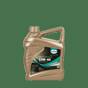 15W-40 (5L) SHPD Eurol SYNT Plus diesel oil