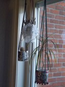 DIY Suspensions pour plantes