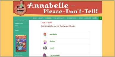 Annabelle_Characters