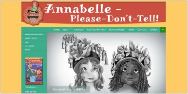 Annabelle_Home_Page