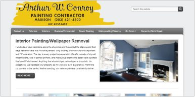 Conroy_Painting_Home_Page