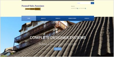 Focused Sales Associates Home Page