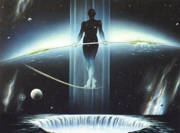 Människan är en del av Universums balans