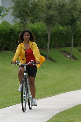 Lycra Shorts shown with Yellowjacket