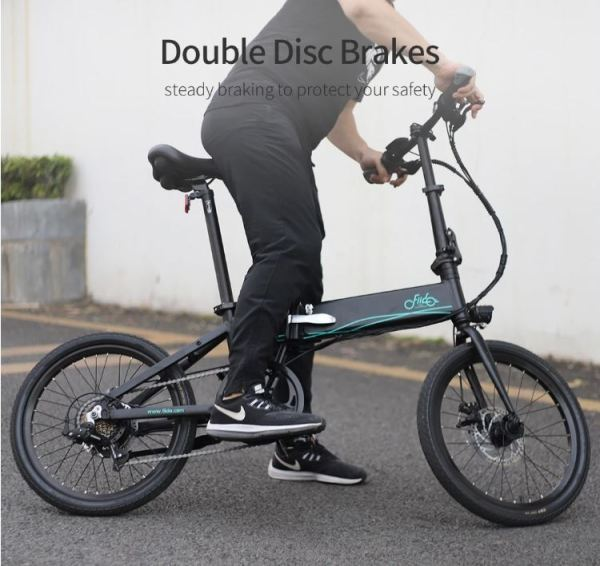 Fiido D4S Electric Bike Sale At Bicycleland.co.uk